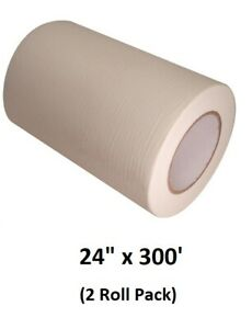 Application Transfer Premask Tape For Sign Vinyl Banner 24 X 100yd 2 Boxes