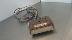 Vintage Motorola Heater Temperature Control 1940 s 1950 s Ford Chevy Cloth