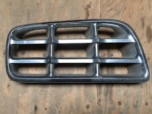 1955 1956 Chrysler 300 Imperial Chrome Grill Grille Right Side Passenger