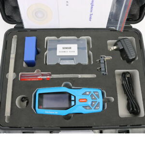New Kr220 Handheld Digital Surface Roughness Tester Testing Parameters