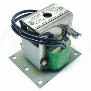 General Electric Cr9503b104y102 Solenoid 110v 60hz Pull Form