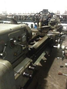 Dainichi 25 X 118 Model Dh 115 Manual Engine Lathe