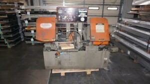 Clausing Kalamazoo 12 X 12 Horizontal Band Saw Kc12ax Year 2006