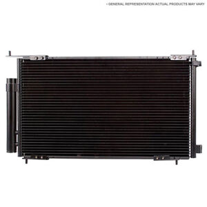 New A c Air Conditioning Condenser W Ac Drier For Toyota Camry Hybrid