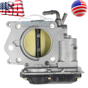 Oem Throttle Body 16400 Rnb A01 For 2006 2011 Honda Civic 8th Gen 1 8l Usa