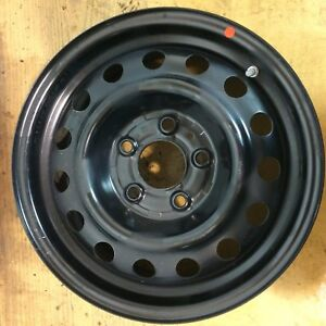 1 Kia Forte 2014 2018 And Elantra 2011 2016 Oem 5x114 3 Steel Wheel Rim 15 X 6 0