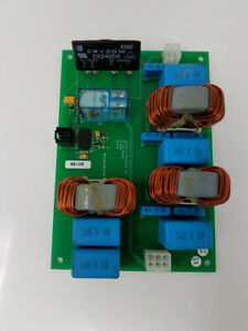 Syneron Velashape Ac Card Adapter Pcb Board P n Pc16782 Parts As Is