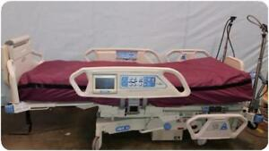 Hill Rom Totalcare Spo2rt P1900n007294 All Electric Hospital Bed 163880