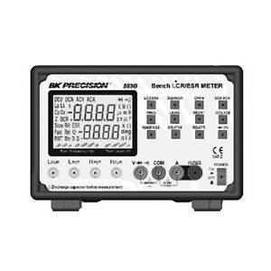 Bk Precision 889b Synthesized In circuit Lcr esr Meter With Component Tester