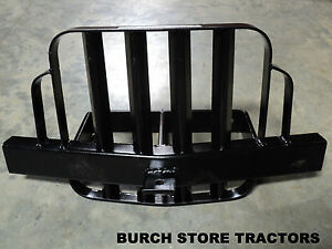 New Case Ih Tractor Front Bumper 275 395 595 385 485 585 685 Usa Made