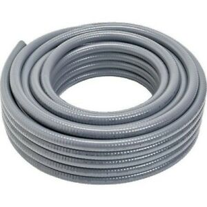 Carlon Carflex 15007 100 Liquid Tight Flexible Conduit 3 4 In X 100 Ft Coil Pvc