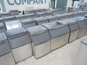 Ice Bins Manitowoc Models 570 970 40 Bins For 12 000 00 Ice Bins