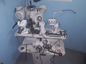 Tsung Fu Ct 457 Tool Cutter And Grinder