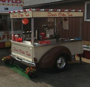 Coffee Truck Concession Stand