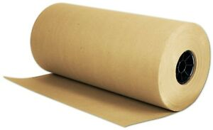 Kraft Affordable Laminatiion Paper Roll Non stick To Graphic 61 In X 450 Ft