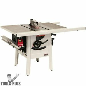 Jet 725004k Proshop Ii Table Saw 115v 30 Rip Stamped Steel New