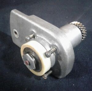 Hobart Meat Slicer 1612 1712 Part Knife Shaft And Hub Bearing Unit Our 9