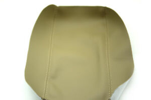 Armrest Center Console Cover Faux Leather For 1998 2004 Ford Ranger Beige