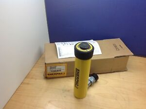Enerpac Rc 106 New Hydraulic Cylinder 10 Tons 6 1 8in Stroke Duo Series