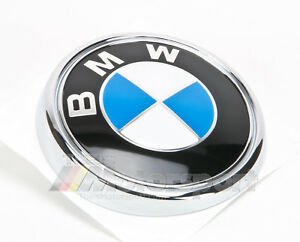Genuine Bmw Rear Hatch Trunk Door Emblem Logo Badge Roundel Fits E83 X3