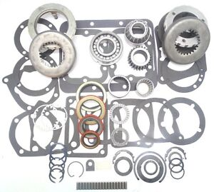 Transmission Rebuild Overhaul Kit Ford Truck Np435 4 Speed 1964 On Bk127ws