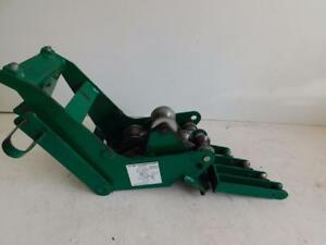 Greenlee Imc Ridgid Rigid Roller Support For 555cx 555dx Conduit Bender Machine