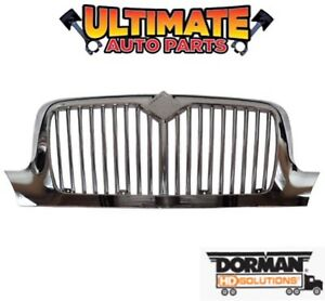 Front Chrome Grille For 2002 To 2018 International