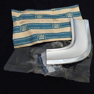 G Nos 1964 Chevrolet Impala Right Rear Qtr Panel Trim Wide Mldg Gm 3853116
