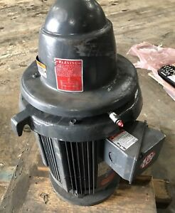 20 Hp Electric Motor 256tp Vertical Hollow Shaft Irrigation Pump Us Motor Bf33