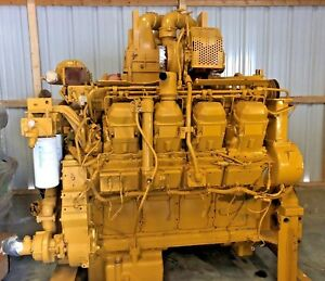 Used Complete Caterpillar 3508 Engine 2gr08147