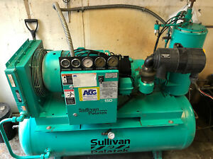 Sullivan Palatek 15d Air Compressor