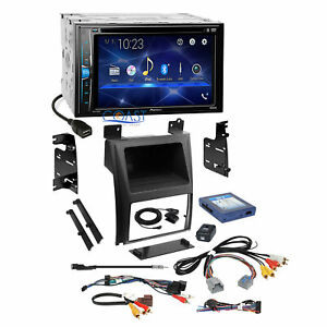 Pioneer 2018 Bluetooth Stereo Dash Kit Bose Harness For 07 14 Cadillac Escalade