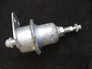 Vw Audi Fuel Injection Pressure Regulator Bosch 0 280 160 117 Nos