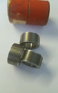 Fette Rolls Thread Rolling Dies 11 16 3 4 X 20 Tpi Bsf F1 Fitting Hss Offer