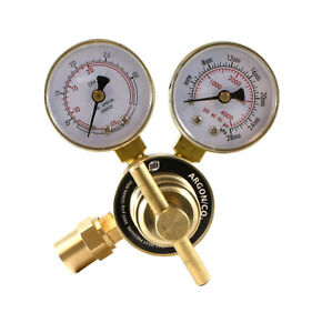 Industrial Argon Regulator flowmeter Gauges For Mig And Tig Welders S a