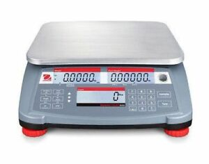 OHAUS RANGER RC31P30 30000g 1g MULTIPURPOSE COMPACT COUNTING SCALE 3YWRRNTY NTEP