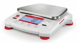 Ohaus Navigator Portable Lab Balance Nv4000 4kg 1g Warranty Food Scale