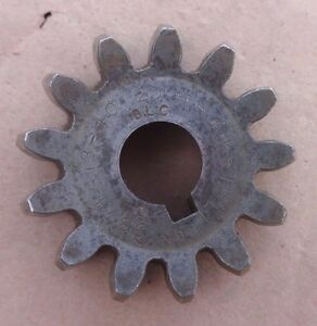 1909 1927 Model T Ford Ruckstell 13 Tooth Pinion Gear 13 40 Original Teeth Rear