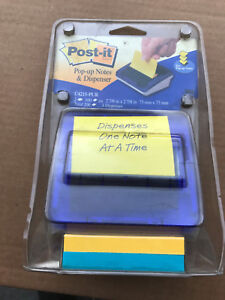 Lot Of 5 Post it Pop up Notes Dispenser