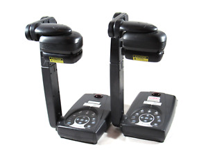 Lot Of Two Avermedia Avervision 300af Portable Document Camera Projector Tested
