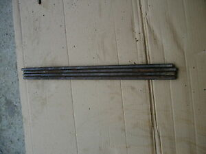 1938 Unstyled John Deere B Tractor Jd 4 Engine Motor Push Rods