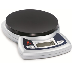 OHAUS JR2500 Ruby Compact Jewelry Scale 2500 x 1 g Full Warranty