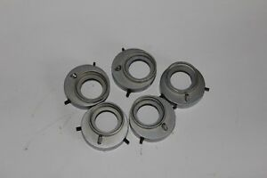 Lomo Microscope Set Of 5 Pol Adapters For Holder Zeiss Microscope Rms