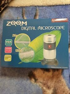 Stanley Gibbons Zoom Digital Microscope Usb Connection
