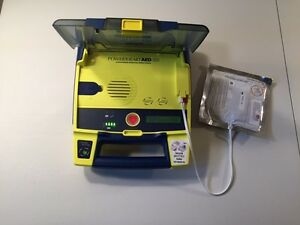 Cardiac Science Powerheart Aed G3 Passed Tests New Battery New Pad Warranty