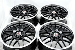 17 Wheels Rims Cavalier Civic Integra Camry Celica Corolla Eclipse 5x100 5x114 3