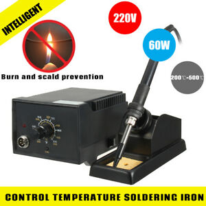 60w 936e Electric Temperature Rework Soldering Iron Station Welding Tool