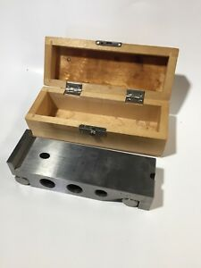 Vin 5 Sine Bar 2 Wide Made In Poland With Wood Case