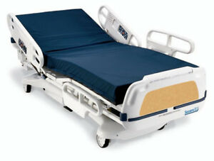 Stryker Secure Ii 3002 Hospital Bed Medical surgical Bed Weight Scale Zoom Drive