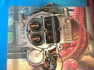 Holley 4160 Carburetor 4 bbl Barrel 600 Cfm 80457 21 Free Shipping